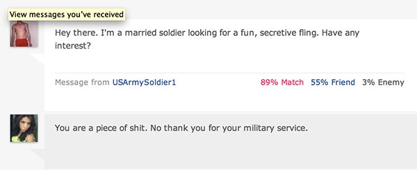 military_douche